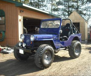 Jeep Willys photo 7