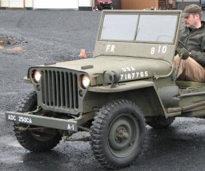 Jeep Willys photo 8