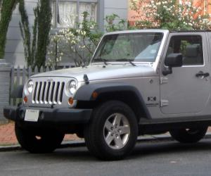 Jeep Wrangler Unlimited photo 1
