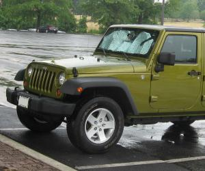Jeep Wrangler Unlimited photo 2