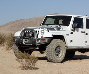 Jeep Wrangler Unlimited photo 5