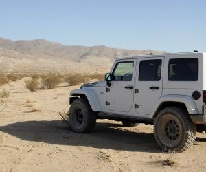 Jeep Wrangler Unlimited photo 7