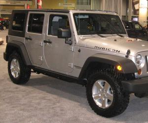 Jeep Wrangler Unlimited photo 8