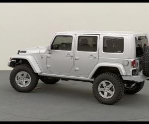 Jeep Wrangler Unlimited photo 9