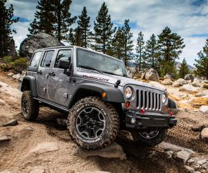 Jeep Wrangler Unlimited photo 10