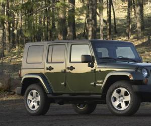 Jeep Wrangler Unlimited photo 11