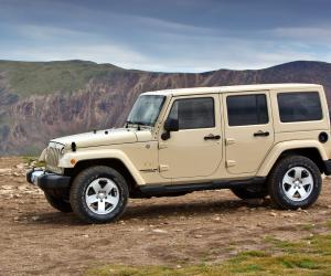Jeep Wrangler Unlimited photo 14