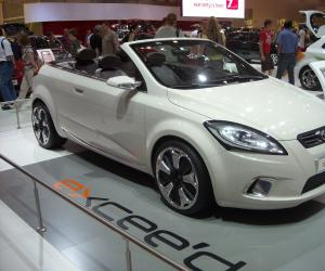 Kia excee´d photo 1