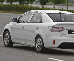 Kia Forte LPI Hybrid photo 4