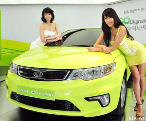 Kia Forte LPI Hybrid photo 6