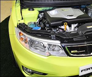 Kia Forte LPI Hybrid photo 7