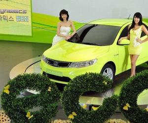 Kia Forte LPI Hybrid photo 9