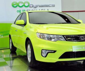 Kia Forte LPI Hybrid photo 10