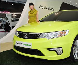 Kia Forte LPI Hybrid photo 13