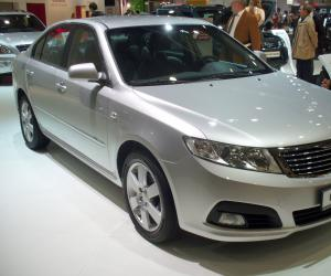 Kia Magentis photo 8