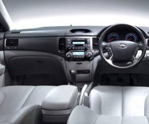 Kia Magentis photo 11