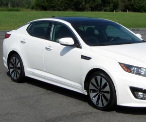 Kia Optima photo 1