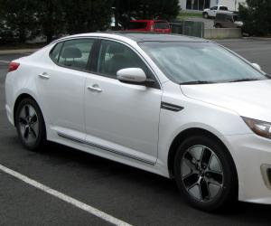 Kia Optima photo 3