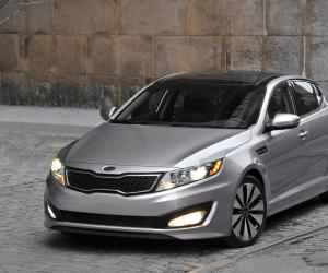 Kia Optima photo 4
