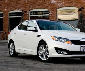 Kia Optima photo 5