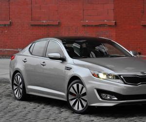 Kia Optima photo 6
