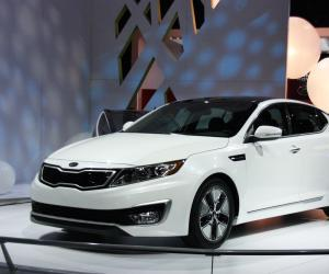 Kia Optima photo 7