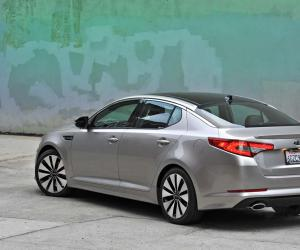 Kia Optima photo 8