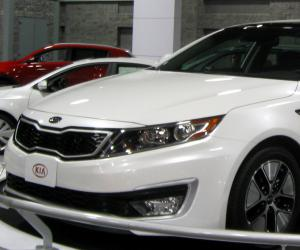 Kia Optima photo 10