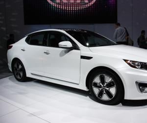 Kia Optima photo 11