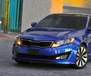 Kia Optima photo 12