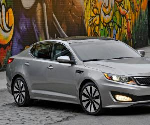 Kia Optima photo 14
