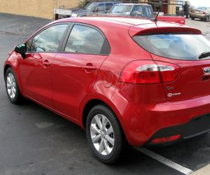 Kia Rio photo 2