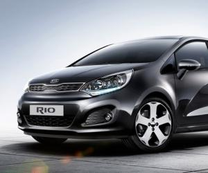 Kia Rio photo 5