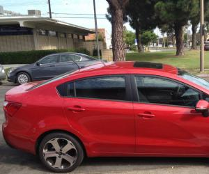 Kia Rio photo 8