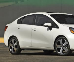 Kia Rio photo 9