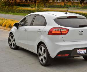 Kia Rio photo 13