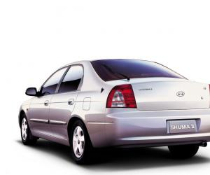 Kia Shuma photo 5