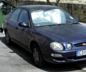 Kia Shuma photo 8