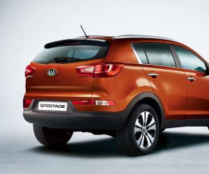 Kia Sportage photo 3
