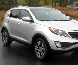 Kia Sportage photo 5