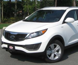 Kia Sportage photo 7