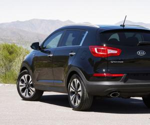 Kia Sportage photo 9