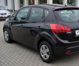 Kia Venga photo 4