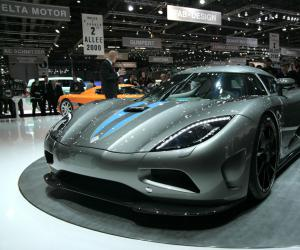 Koenigsegg Agera photo 4