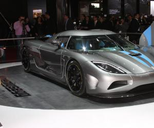 Koenigsegg Agera photo 10