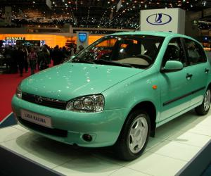 Lada Kalina photo 7