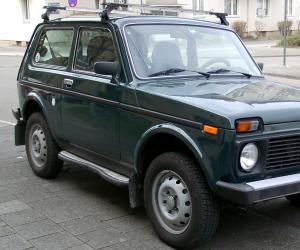Lada NIVA photo 1