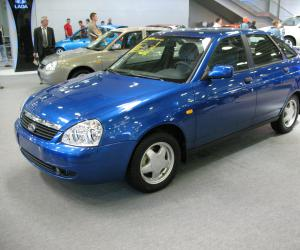 Lada Priora photo 1