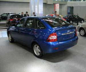 Lada Priora photo 4