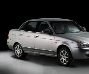 Lada Priora photo 5